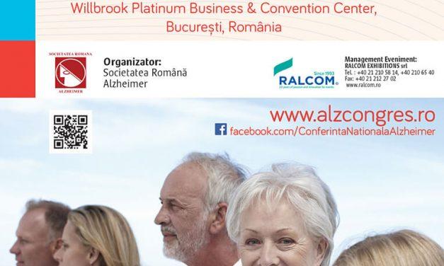 Conferiţa naţională Alzheimer 2017